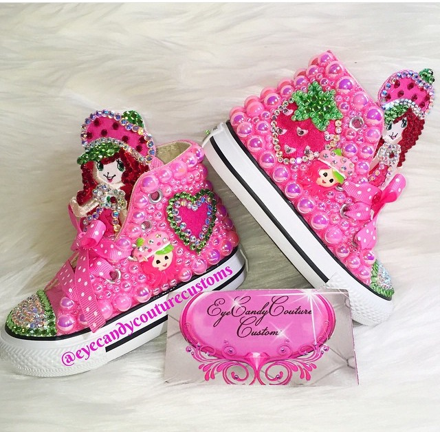 Strawberry Shortcake - EyeCandy Couture  7ca98e040380