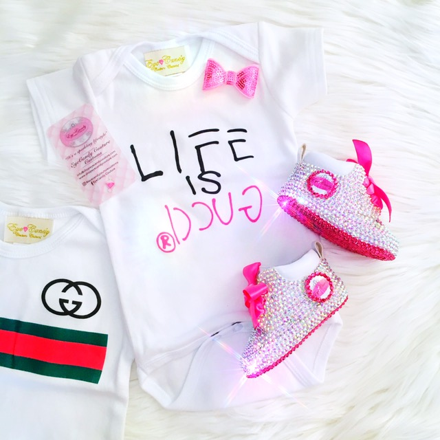 a34e8cde7 Life is Gucci Candy Set - EyeCandy Couture | Bling Apparel ...